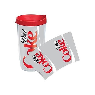 Tervis Tumbler Coca-Cola Diet Coke Can Plastic Travel Tumbler; 16 oz.