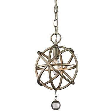 Z-Lite – Petit luminaire suspendu Acadia 415-8, 1 ampoule