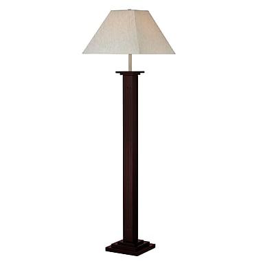 Z-Lite – Lampe sur pied Portable Lamps FL110, 1 ampoule, lin