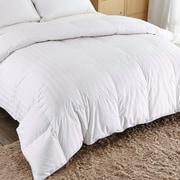 Puredown Lightweight Down Comforter; King