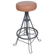MOTI Furniture Syracuse 30'' Swivel Bar Stool