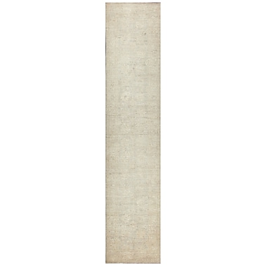 Pasargad Ferehan Hand-Knotted Beige Area Rug