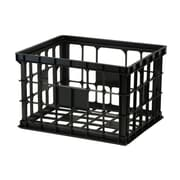 United Solutions Large Crate (Set of 3); Black