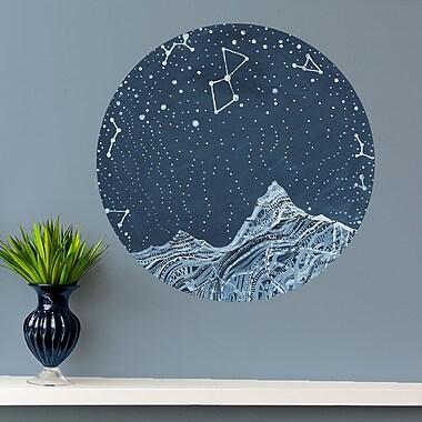 My Wonderful Walls Lyra Constellation Wall Decal; Large