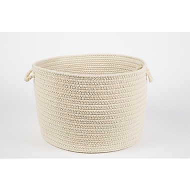 Wildon Home Bren Basket; Sand