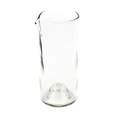 Wine Punts Wine Carafe; Clear