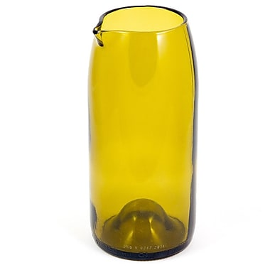 Wine Punts Wine Carafe; Olive