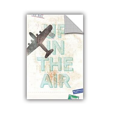 ArtWall Up In The Air Wall Mural; 48'' H x 32'' W x 0.1'' D