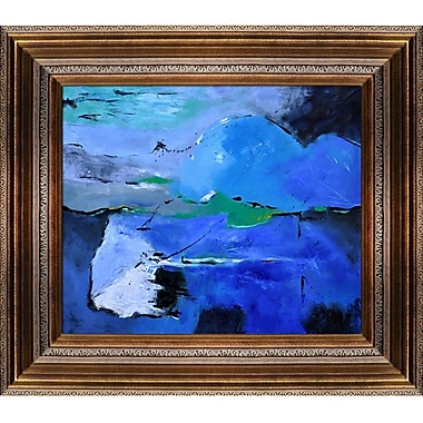 Tori Home Ledent - Abstract 181113 Framed Painting Print