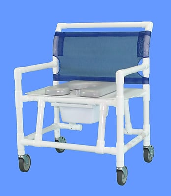 Care Products, Inc. Bariatric Commode Soft Seat