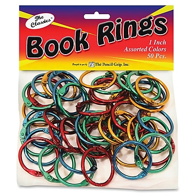 The Pencil Grip Color Book Rings, 1