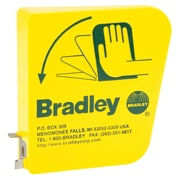 Eyewash Handle For Bradley Station, 3/Pack