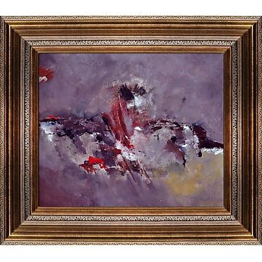 Tori Home Ledent - Abstract 6621303 Framed Painting Print