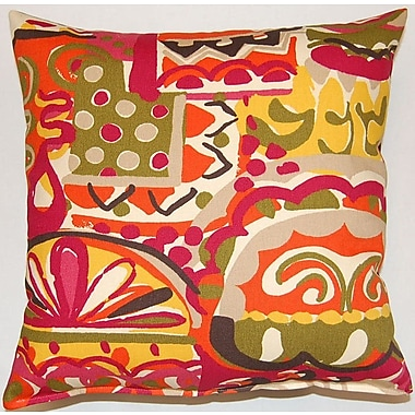 Creative Home Coachella KE Throw Pillow
