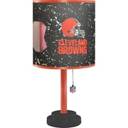 Idea Nuova NFL 18'' Table Lamp; Cleveland Browns