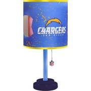 Idea Nuova NFL 18'' Table Lamp; San Diego Chargers