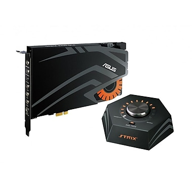 ASUS STRIX RAID DLX 7.1 PCIe Gaming Sound Card