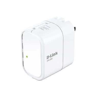 D-Link® - SharePort™ Mobile Companion, remis à neuf, (DIR-505/RE)