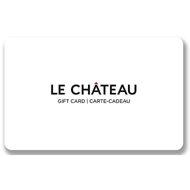 Le Chateau $50 Gift Card