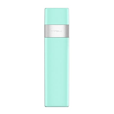 MiPow SPM06BLB Power Tube Micro USB Portable Charger, JuiceSync, 3000mAh, Light Blue