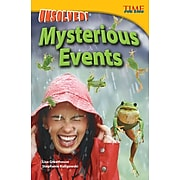 Unsolved! Mysterious Events: Advanced (Time for Kids Nonfiction Readers)