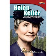 Helen Keller: Una nueva vision (Helen Keller: A New Vision) (Spanish Version), Paperback (18096)