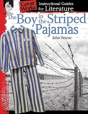 The Boy in the Striped Pajamas: An Instructional Guide for Literature, Paperback (40222)