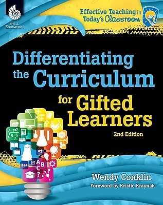 Differentiating the Curriculum for Gifted Learners, Paperback (51186)