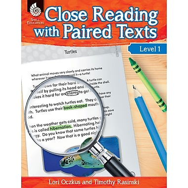 Close Reading with Paired Texts Level 1, Paperback (51357)