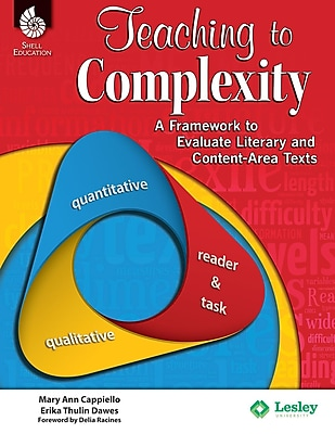 Shell Education Teaching to Complexity, Paperback