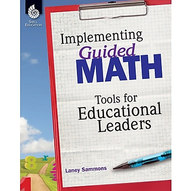 Implementing Guided Math, Paperback (51512)