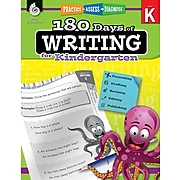 180 Days of Writing, Grade K