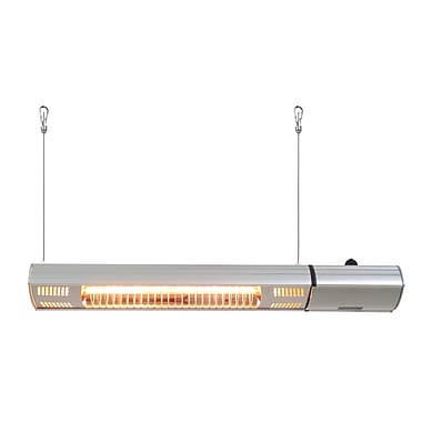 ENER-G+ HEA-21545 Outdoor Wall Mounted or Hanging Infrared Heater