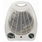 Royal Sovereign – Radiateur soufflant compact, blanc, (HFN-03)