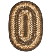 Homespice Decor Kilimanjaro Rug; Oval 1'8'' x 2'6''