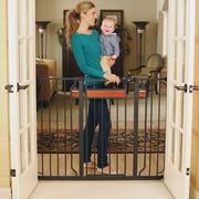 Regalo Extra Tall Home Accents Walk-Thru Gate