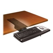 3M™ AKT71LE Adjustable Keyboard Tray, Black