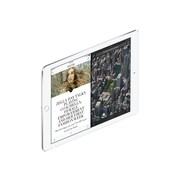 "Apple® iPad Pro Wi-Fi + Cellular 9.7"" Tablet, 256GB, iOS 9, Silver"