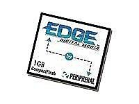 Edge® PE188993 Digital Media 1GB Compact Flash Card