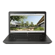 "HP® ZBook 17 G3 17.3"" Mobile Workstation, LCD, Intel Xeon E3-1535M v5, 512GB, 16GB, Windows 7 Professional, Black"