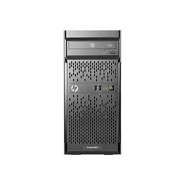 HP® ProLiant ML10 G9 4U Micro Tower Server, Intel Pentium G4400 Dual-Core, 4GB RAM (837826-001)