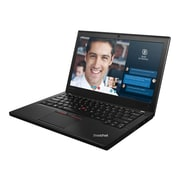 "Lenovo® ThinkPad X260 12.5"" Ultrabook, LCD, Intel Core i7-6600U, 256GB, 16GB, Windows 7 Professional, Black"