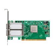 Mellanox® ConnectX® -4 EN MCX416A-GCAT 2 Port 50 Gigabit Ethernet Network Interface Card for Server