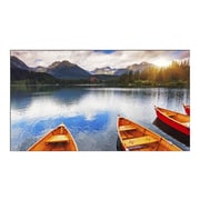 NEC MultiSync X555UNV 55 inch LED LCD Ultra Narrow Bezel Wall Digital Signage Display, Black by