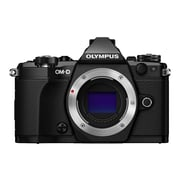 Olympus OM-D E-M5 Mark II 16 MP Mirrorless Digital Camera, Black (V207040BU000)