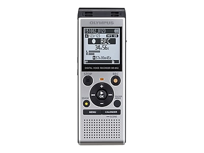 Olympus WS-852 4GB Digital Voice Recorder, Silver