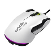 Roccat™ Kova ROC (11-503-AM) USB 2.0 Wired Optical Pure Performance Gaming Mouse, White