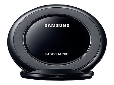 Samsung EP-NG930TBUGUS Fast Charge Wireless Charging Stand for Galaxy S7/S6/Note 5, Black Sapphire