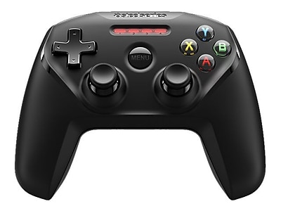 SteelSeries Nimbus 69070 Wireless Gaming Controller for Apple TV/iPhone/iPad/iPod Touch/Mac, Bluetooth 4.1, Black