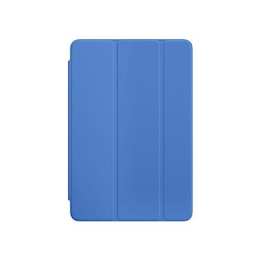 Apple – Étui Smart Cover pour iPad mini 4, bleu royal, (MM2U2ZM/A)
